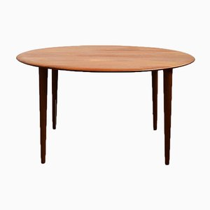 Mid-Century Teak Coffee Table by Peter Hvidt and Orla Mølgaard Nielsen for France and Son
