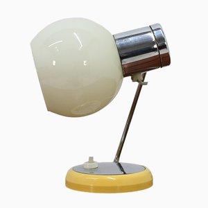 Lámpara de mesa vintage de Josef Hurka para Drupol, años 70