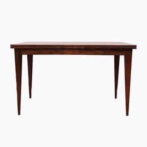 Table de Salle à Manger Mid-Century en Palissandre par Niels O. Møller pour J.L. Møllers