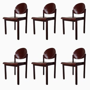 Vintage Danish Dining Chairs from Baumann, Set of 6