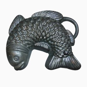 Antique Cast-iron Fish Form