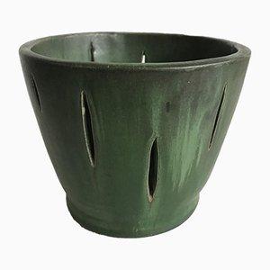 Macetero de cerámica de Jeanne Lévêque, años 60