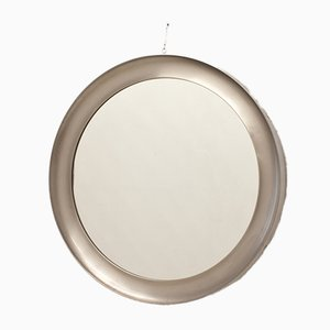 Specchio da parete Narciso vintage di Sergio Mazza per Artemide, anni '70