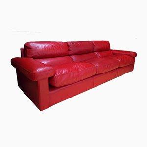 Canapé par Tito Agnoli pour Poltrona Frau, 1980s