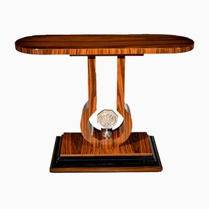 Art Deco Rosewood Console, 1920s