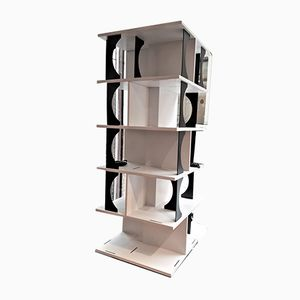 Tower Shelf by Anna Castelli Ferrieri for Kartell, 1980s