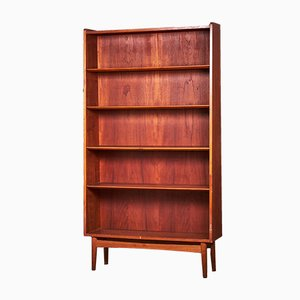Teak Bookcase by Dan Svarth for Bornholms Møbelfabrik, 1960s