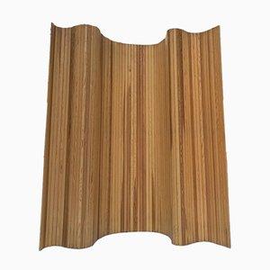Trennwand aus Holz von Alvar Aalto, 1950er