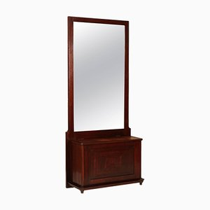 Arca Art Déco con espejo