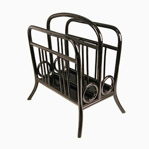 Art Nouveau Model 33 Magazine Rack from Thonet