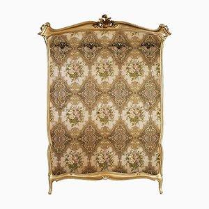 Barocke venezianische Garderobe aus geschnitztem Nussholz, 18. Jh.