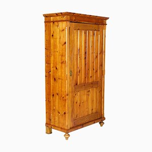 Tyrolean Antique Country Fir Cupboard