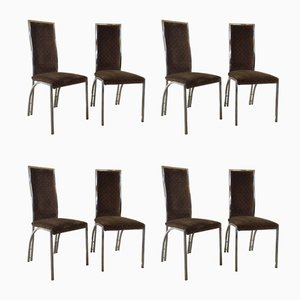 Dining Chairs, 1970s, Set of 8