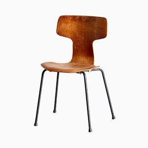 Model 3103 Hammer chair by Arne Jacobsen for Fritz Hansen, 1960s
