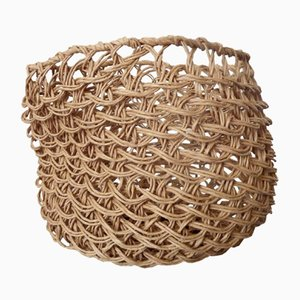Large Natural Nutcase Basket by BEST BEFORE