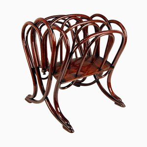 Art Nouveau Modell 11801 Magazine Rack from Thonet, 1904