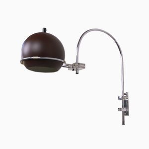 Vintage Dutch Adjustable Wall Lamp by Gepo, 1970s