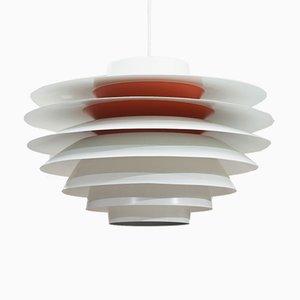 Lámpara colgante Verona de Svend Middelboe para Nordisk Solar, años 60