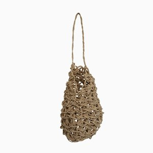Natural Cocon Wall Basket by BEST BEFORE