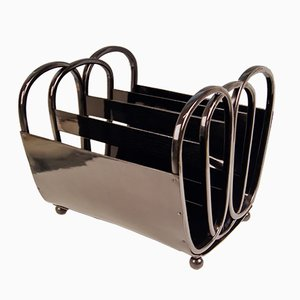 Art Nouveau Nr. 1070 Magazine Rack by Kolo Moser for Jacob & Josef Kohn