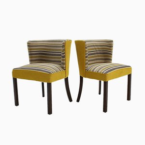 Model 1514 Side Chairs from Fritz Hansen, 1940s, Set of 2