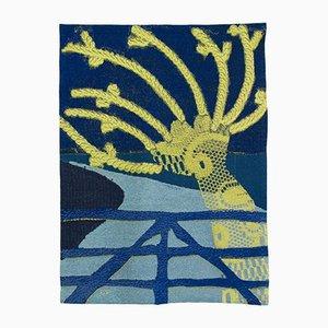 Memories of a Panorama_01 Tapestry by Kiki Van Eijk & Joost Van Bleiswijk
