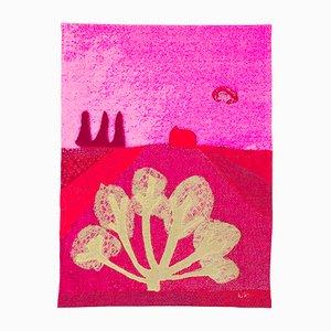 No. 2 Memories of a Panorama Tapestry by Kiki van Eijk & Joost van Bleiswijk for TextielLab Tilburg