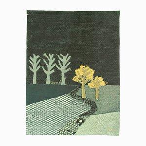Memories of a Panorama_03 Tapestry by Kiki Van Eijk & Joost Van Bleiswijk