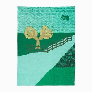 No. 4 Memories of a Panorama Tapestry by Kiki van Eijk & Joost van Bleiswijk for TextielLab Tilburg