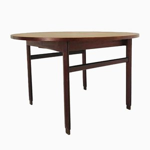 Mid-Century Swedish Wooden Table, 1960s