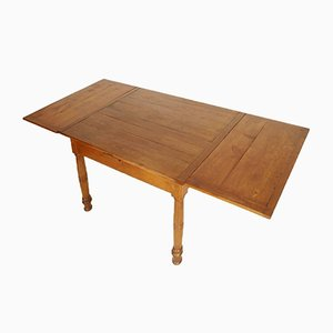 Antique Biedermeier Austrian Extending Table