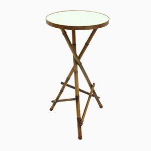 Vintage Tisch aus Bambus, 1970er
