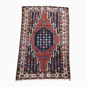 Mid-Century Hand-Knotted Rug