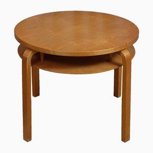 Tavolino nr. 907 vintage di Alvar Aalto per Arteak, anni '40