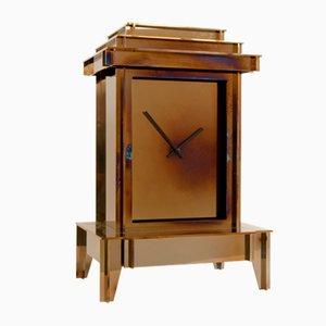 One More Uhr aus Beheiztem Edelstahl von Kiki van Eijk & Joost van Bleiswijk