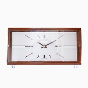 Modernistic Table Clock from Kienzle, 1960s
