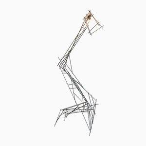 Lampadaire Sketched par Kiki Van Eijk & Joost Van Bleiswijk