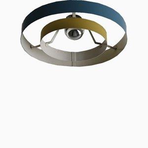 Lampada da soffitto vintage di Louis Kalff per Philips, anni '50
