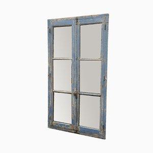 Spiegel mit Rahmen aus Eichenholz, 1920er