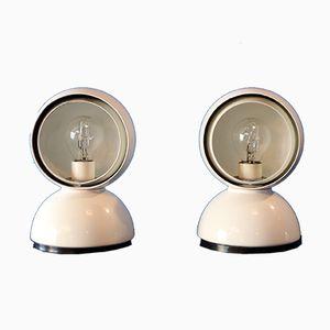 Tischlampen von Vico Magistretti für Artemide, 1970er, 2er Set