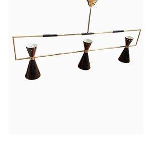 Lámpara de mesa vintage de Stilnovo