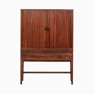 Mueble escandinavo de Ole Wanscher para A.J Iversen, años 50