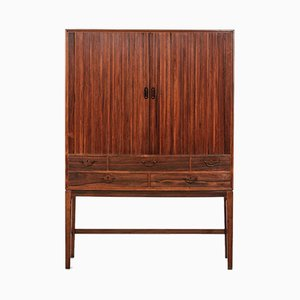 Scandinavian Cabinet by Ole Wanscher for A.J Iversen, 1950s