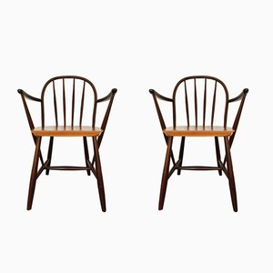 Armchairs from Nesto, 1960s, Set of 2