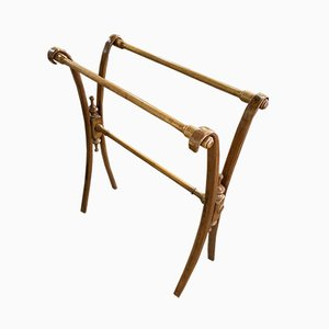 Antique Towel Rack from Thonet