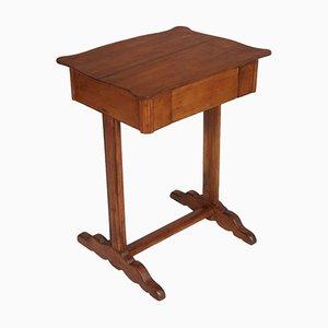 Kleiner antiker Biedermeier Tisch