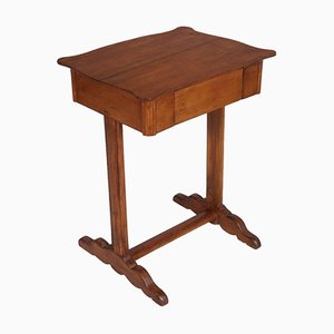 Tavolo piccolo Biedermeier antico