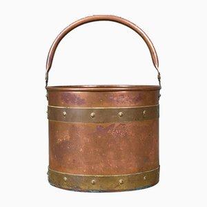 English Coal Bucket, 1890s
