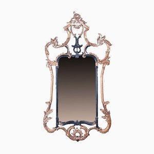 Large Antique Wall Mirror