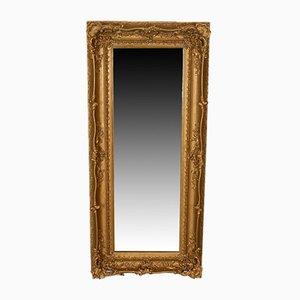 Großer viktorianischer Spiegel, 1850er